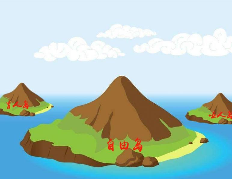 拓展训练游戏:孤岛求生