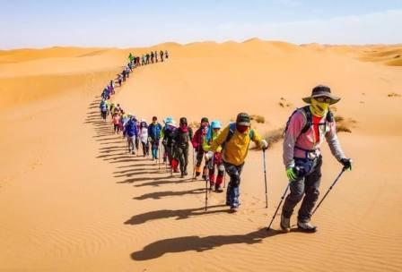 库布其沙漠穿越主题拓展